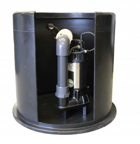 FPS Iguazu Sump Foul | Packaged Sewage Pump Station